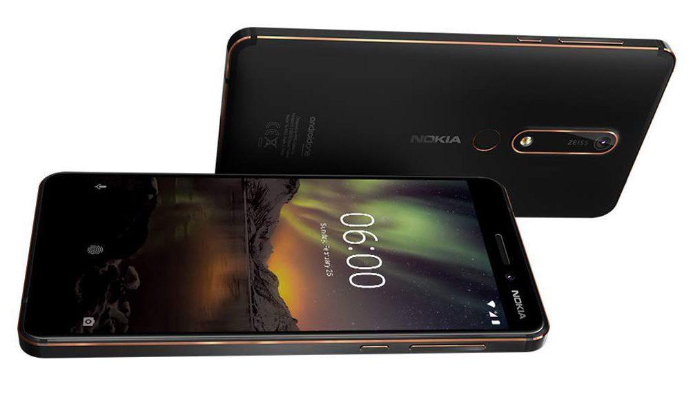 Nokia 6.1 amazon 2