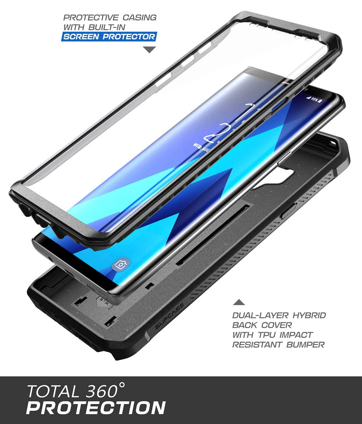 Cases for Galaxy Note 9 amazon 1