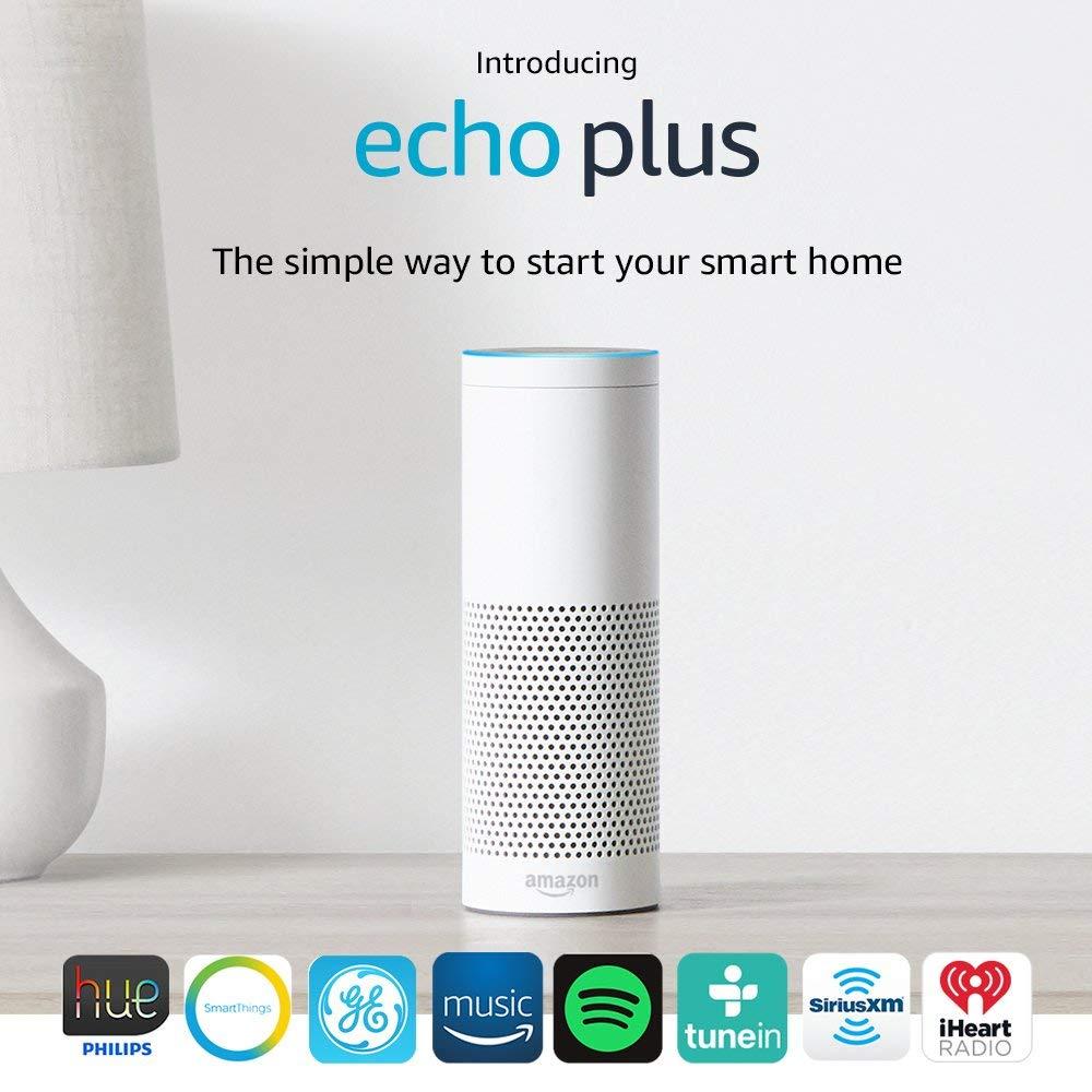 Echo Plus amazon 1
