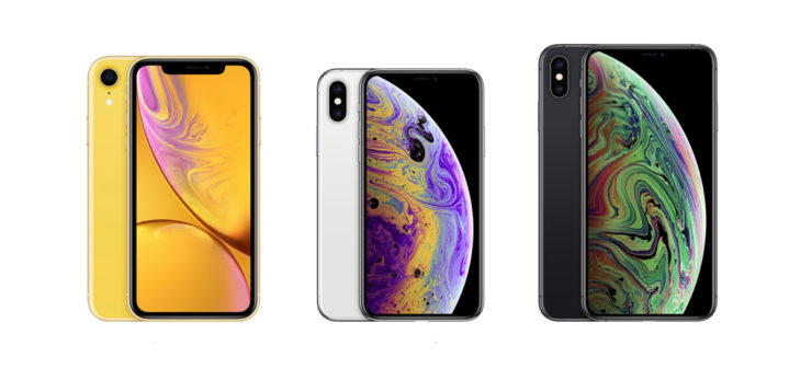 iPhone-XR-vs-iPhone-XS-vs-iPhone-XS-Max-740×337
