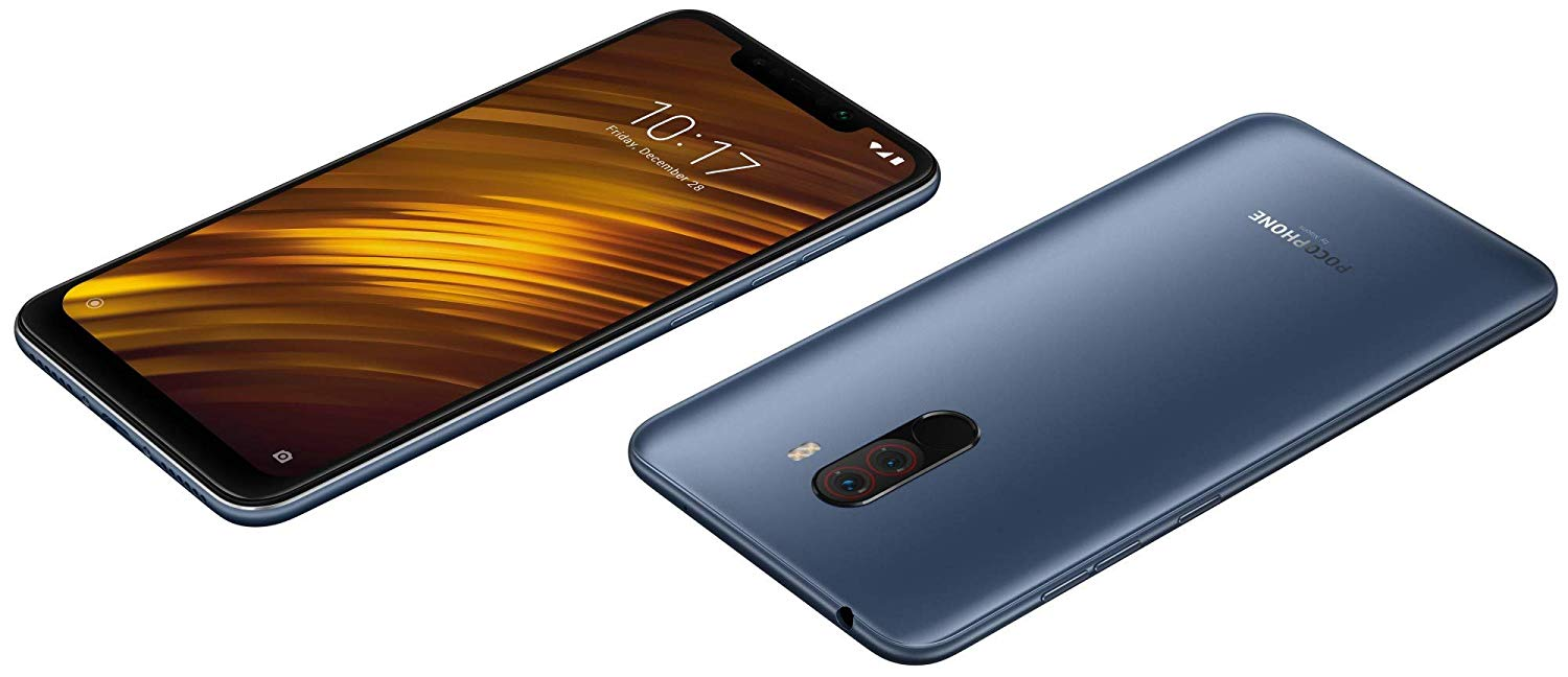 Xiaomi Pocophone F1 amazon 2