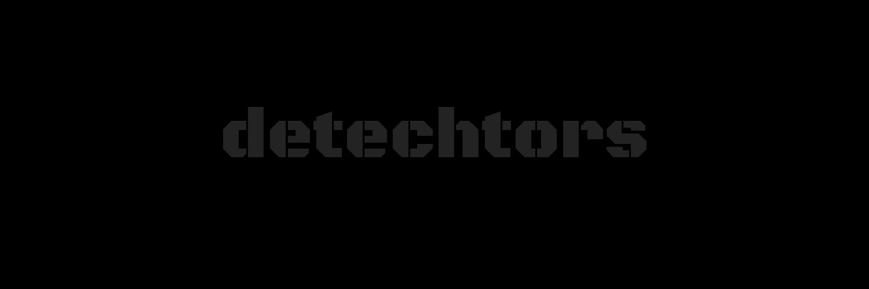 detechtors BLACK logo