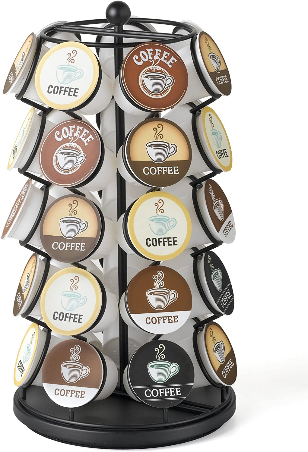 K-Cup in Carousel holder